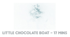 Little Chocolate Boat
